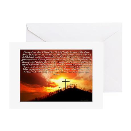 Morning Prayer Greeting Cards (Pk of 20)