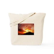 Morning Prayer Tote Bag