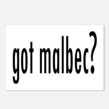 got malbec.png Postcards (Package of 8)