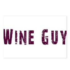 WineGuy.png Postcards (Package of 8)