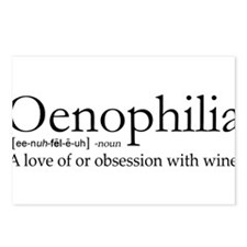 Oenophilia Postcards (Package of 8)