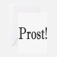 Prost.png Greeting Card