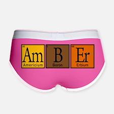 Periodic-Beer.png Women's Boy Brief