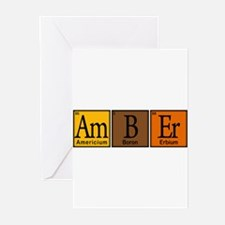 Periodic-Beer.png Greeting Cards (Pk of 10)
