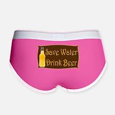 SaveWaterDrinkBeer.PNG Women's Boy Brief
