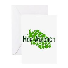 HopAddictCP.png Greeting Card