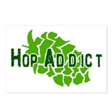 HopAddictCP.png Postcards (Package of 8)