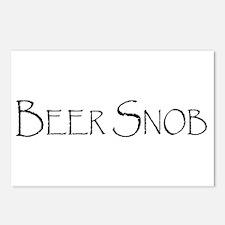 BeerSnobCP.png Postcards (Package of 8)