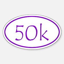 Purple Ultra Marathon Distance 50 Kilometers