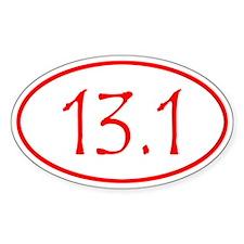 Red Half Marathon 13.1 Miles