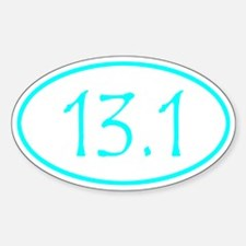 Cyan Half Marathon 13.1 Miles