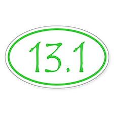 Lime Green Half Marathon 13.1 Miles