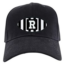 Referee R Baseball Hat