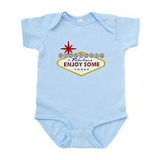 Las Vegas Pinot Noir Infant Bodysuit