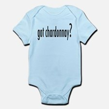 got chardonnay.png Infant Bodysuit