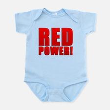 RED POWER! Infant Bodysuit