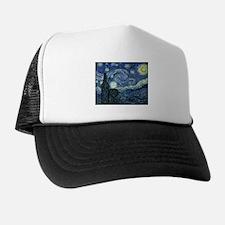 WineyNight.png Trucker Hat
