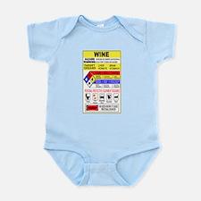 HazMatWine.png Infant Bodysuit