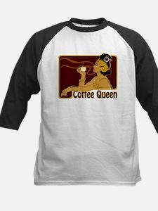Nouveau Coffee Queen Tee