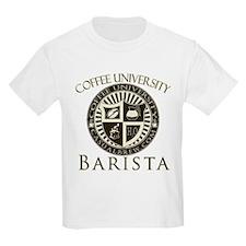 Coffee U Barista T-Shirt
