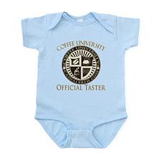 Official Coffee Taster Infant Bodysuit