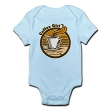 CoffeeGirl.PNG Infant Bodysuit