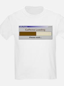 CaffeineLoading.PNG T-Shirt