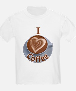 ILoveCoffeeCup.PNG T-Shirt
