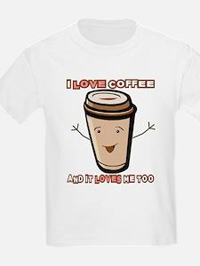 Cute Morning brew T-Shirt