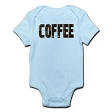 CoffeeBrownCream.PNG Infant Bodysuit