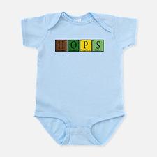 Periodic-BOCK.png Infant Bodysuit