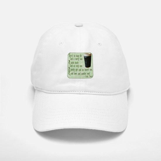 IrishToast.png Baseball Baseball Cap