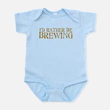IdRatherBeBrewing.PNG Infant Bodysuit