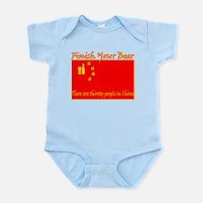 Cute Homebrewers Infant Bodysuit