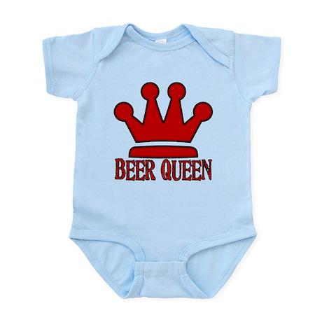 BeerQueen.png Infant Bodysuit