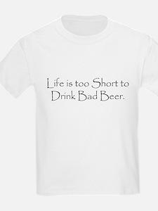 TooShortCPBlack.png T-Shirt