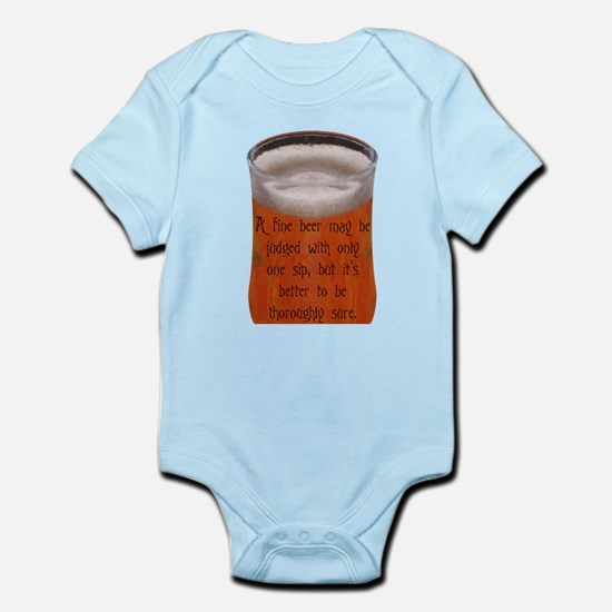 CzechProverb.png Infant Bodysuit