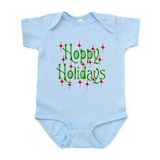 HoppyHolidays.png Infant Bodysuit