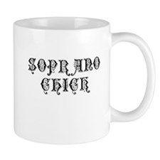 Soprano Chick Mug