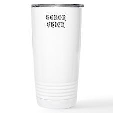 Tenor Chick Travel Mug