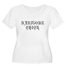Baritone Chick T-Shirt