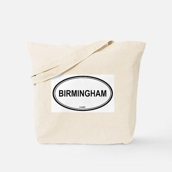 Birmingham (Alabama) Tote Bag