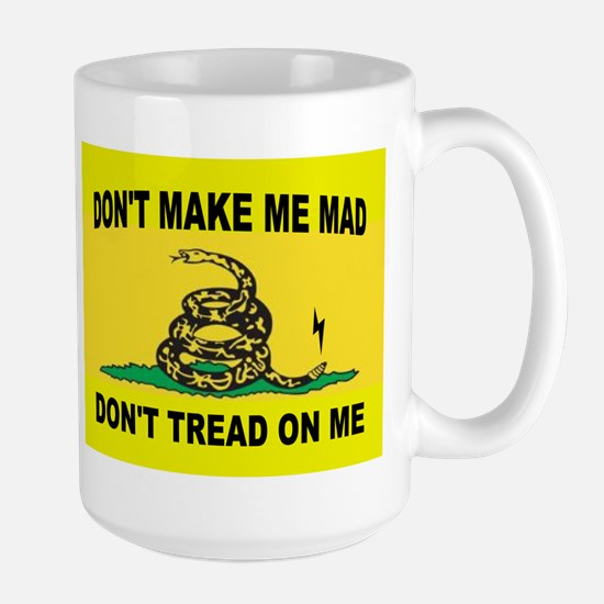 TEA PARTY Large Mug