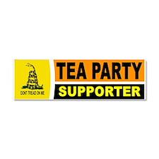 TEA PARTY Car Magnet 10 x 3