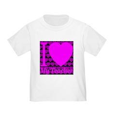 I (Heart) My Teacher T