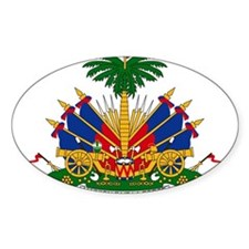 Haiti Coat Of Arms Decal