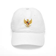 Indonesia Coat Of Arms Cap