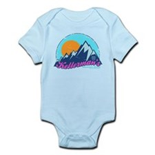 Dirty Dancing Kellerman's Infant Bodysuit