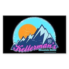 Dirty Dancing Kellerman's Decal