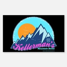 Dirty Dancing Kellerman's Decal